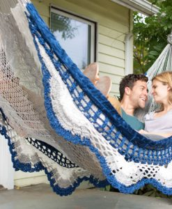 Patron Double Hammock for the Patio